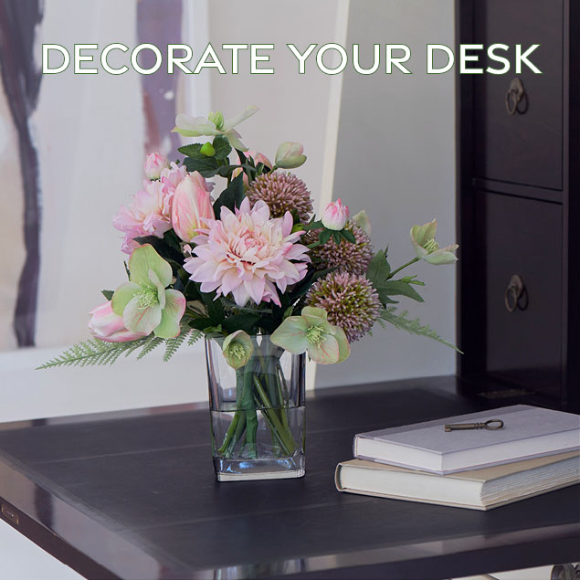 decorate your desk