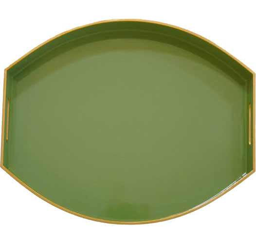 HOLLY STUART HOME STINSON ELLIPSE TRAY