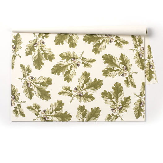 Kitchen Papers Oak Leaf And Acorn Placemats