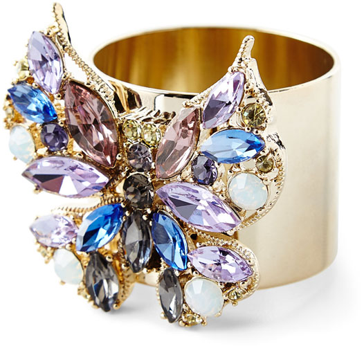 JOANNA BUCHANAN BUTTERFLY NAPKIN RING