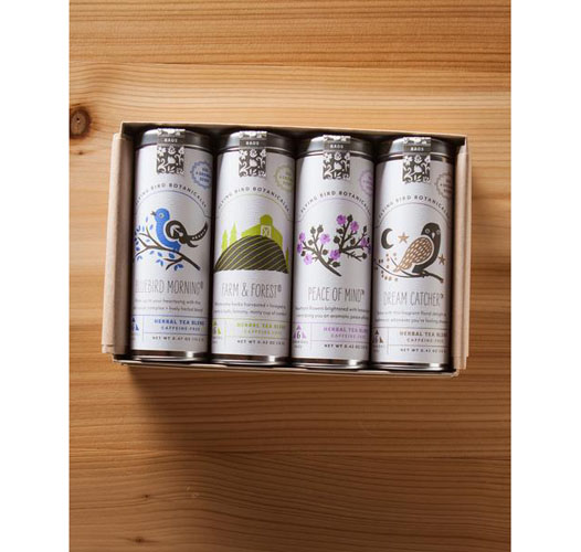 FLYING BIRD HERBAL LOVERS TEA GIFT BOX