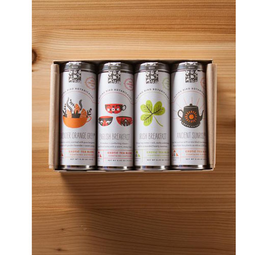 FLYING BIRD GOOD MORNING TEA GIFT BOX