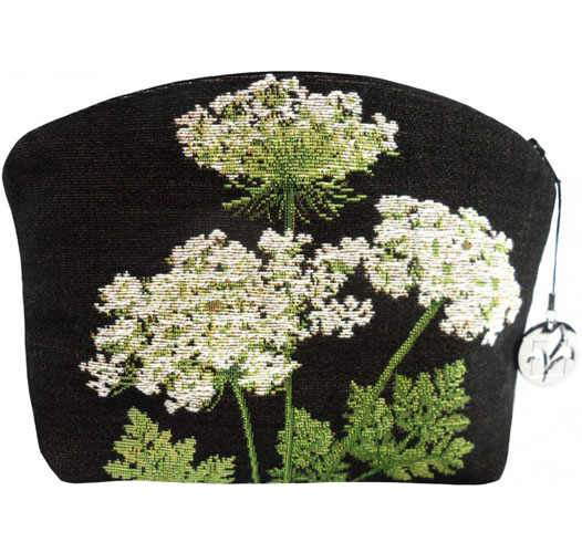ART DE LYS FENNEL FLOWER COSMETICS BAG
