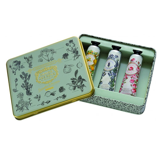 PANIER DES SENS THE ESSENTIALS HAND CREAMS - SET OF 3