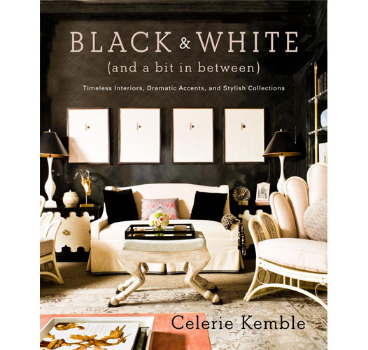 BLACK AND WHITE BY CELERIE KEMBLE