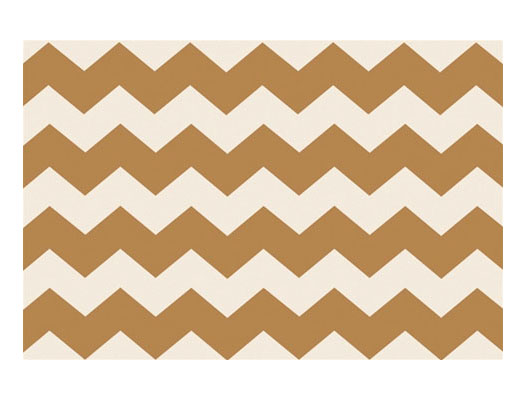 KITCHEN PAPERS CHEVRON PAPER PLACEMATS