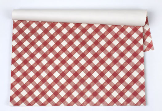Kitchen Papers Italian Checked Paper Placemats