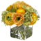 Diane James Golden Hues Bouquet