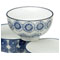 Diane James Small Blue Flowers Bowls / Set of 6