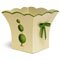 Diane James Topiary Tole Planter