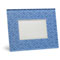 Diane James Blue Geometric Frame