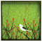 Diane James Snowy Bird Tray