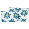 Diane James Daisy Azure Zip Bags / Set of 2